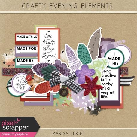 Crafty Evening Elements Kit