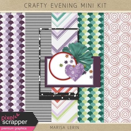 Crafty Evening Mini Kit
