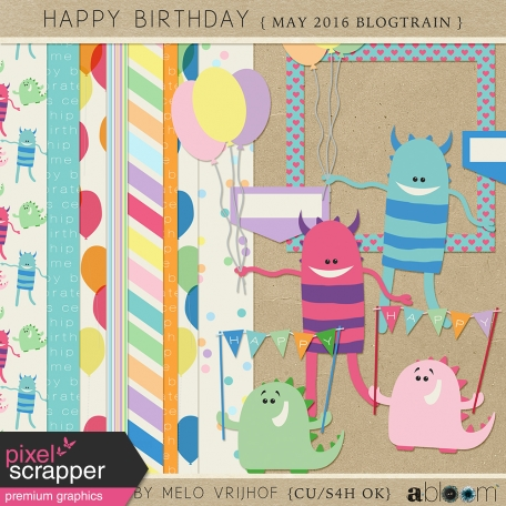 Happy Birthday - Minikit