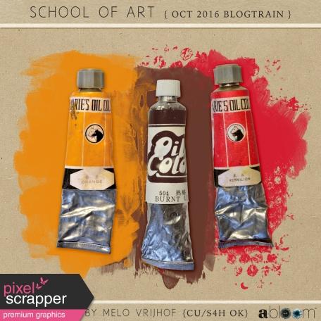 School of Art - Minikit