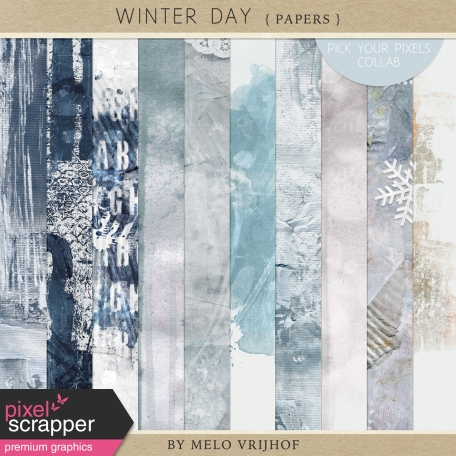 Winter Day - Papers