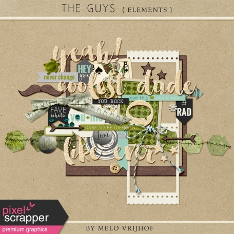 The Guys - Elements