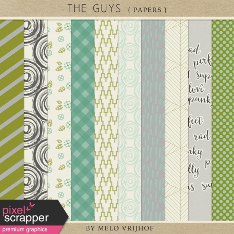 The Guys - Papers