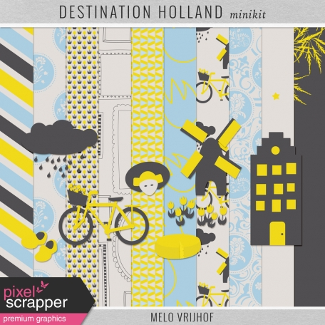 Destination Holland - Minikit