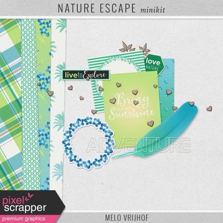 Nature Escape - Minikit