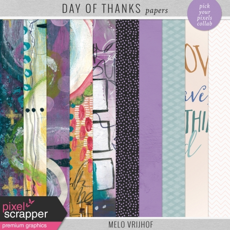Day Of Thanks - Papers