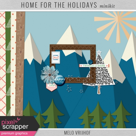 Home for the Holidays - Minikit