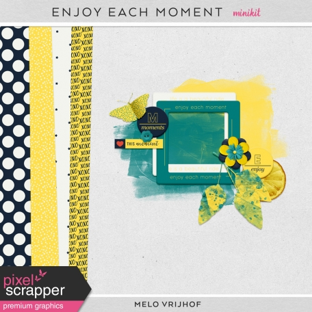 Enjoy Each Moment - Minikit