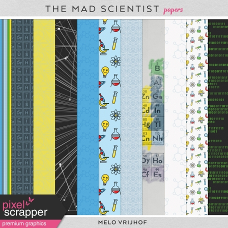 The Mad Scientist - Papers