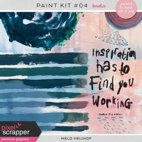 Paint Kit 4 - Brushes