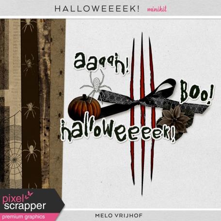 Halloweeeek! - Minikit