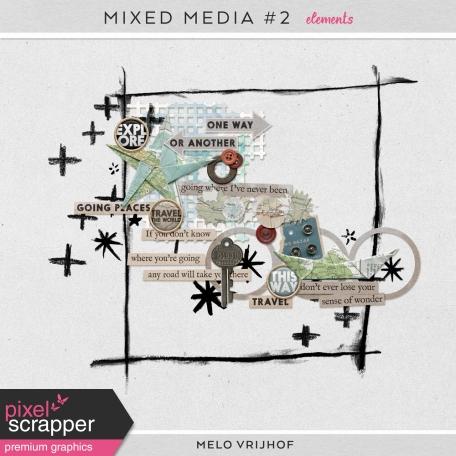 Mixed Media 2 - Elements