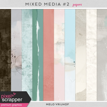 Mixed Media 2 - Papers