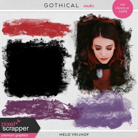 Gothical - Photo Masks