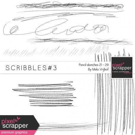 Scribbles No 3