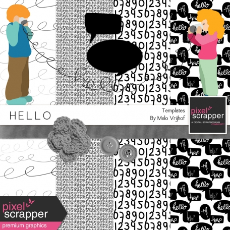 Hello! Templates Kit