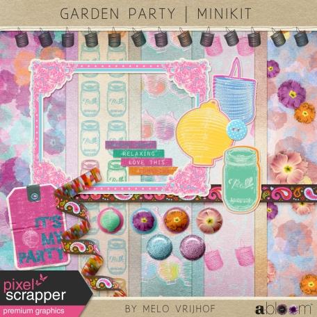 August Garden Party kit