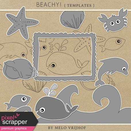 Beachy - Templates Kit