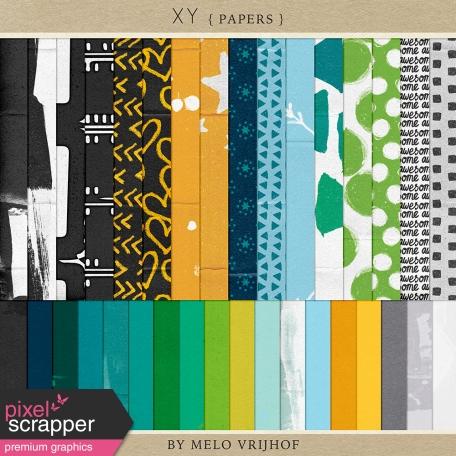 XY - Paper Kit