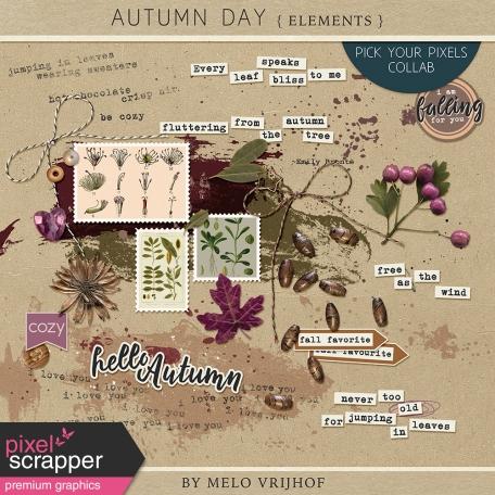 Autumn Day - Elements
