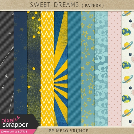 Sweet Dreams - Papers