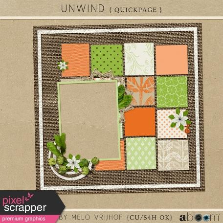 Unwind - Quick Page