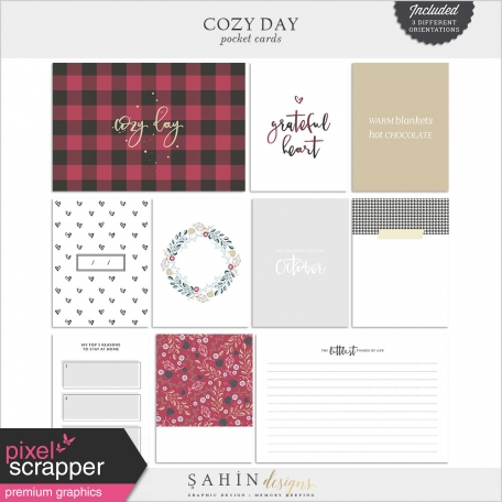 Cozy Day Cards