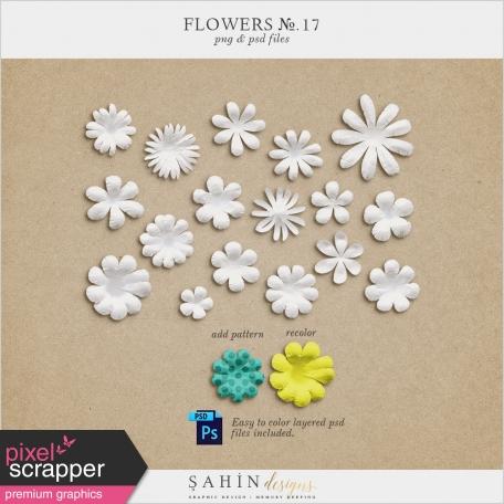 Flowers No.17