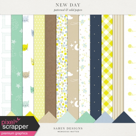 New Day - Papers