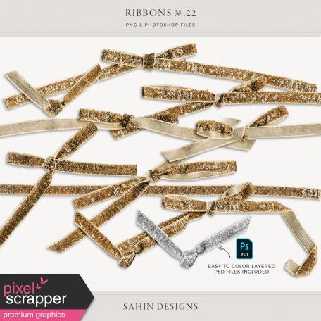 Ribbons No.22