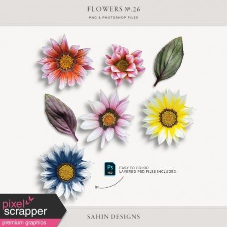 Flowers No.26