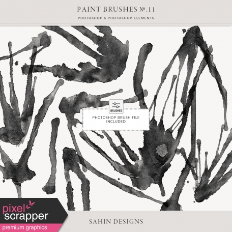 Paint Brushes No.11