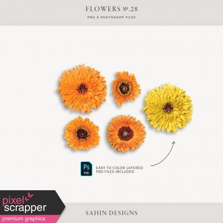 Flowers No.28