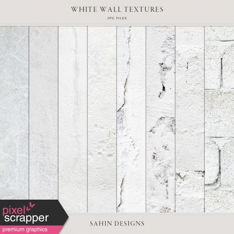 White Wall Textures