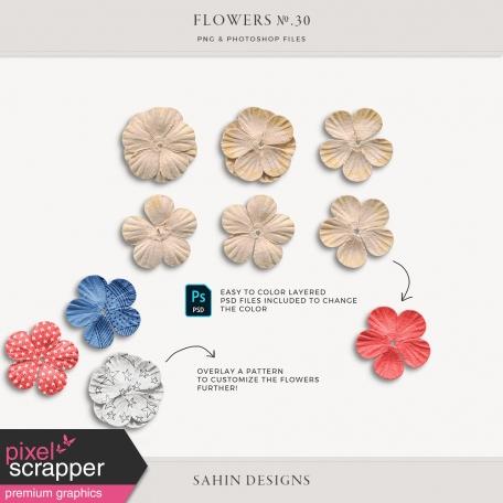 Flowers No.30