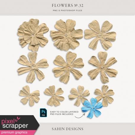 Flowers No.32