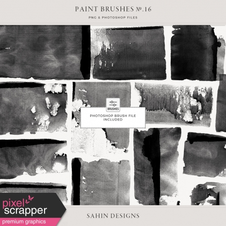 Paint Brushes No.16
