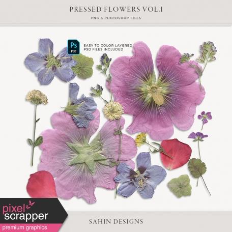 Pressed Flowers Vol.I