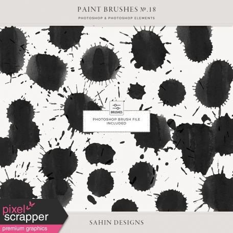 Paint Brushes No.18