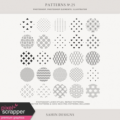 Patterns No.25