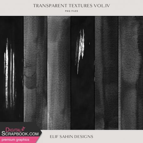 Transparent Textures Vol.IV