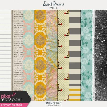Sweet Dreams Papers Kit