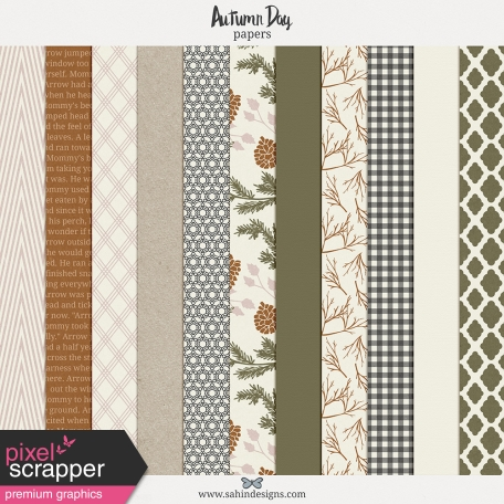 Autumn Day Papers