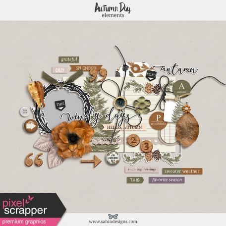 Autumn Day Elements