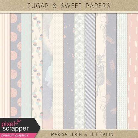 Sugar & Sweet Papers