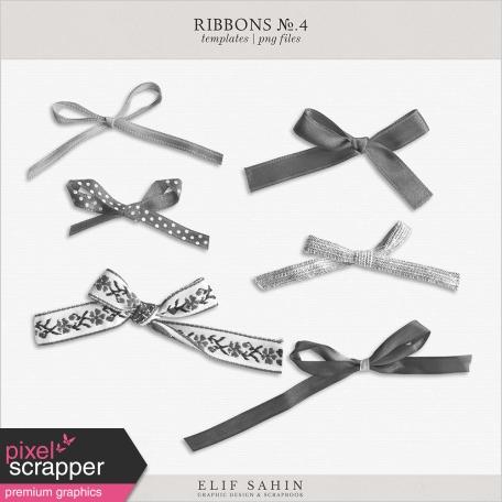 Ribbons No.4 Templates