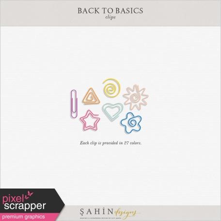 Back To Basics Clips
