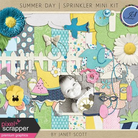 Summer Day - Sprinkler Mini Kit