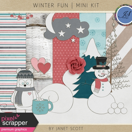 Winter Fun - Mini Kit
