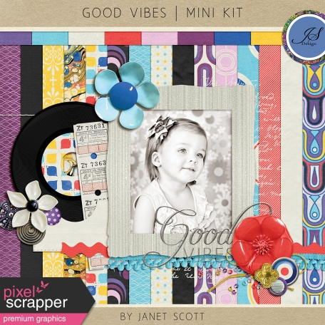 Good Vibes - Mini Kit